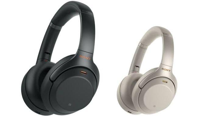 Sony WH-1000XM3 Noise Canceling Headphones