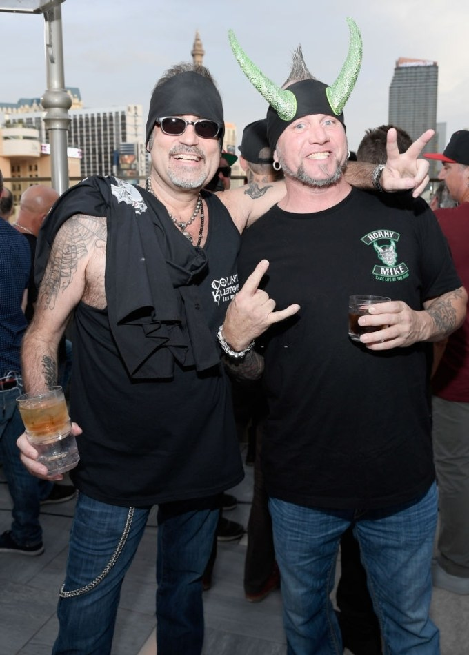 Horny Mike Net Worth