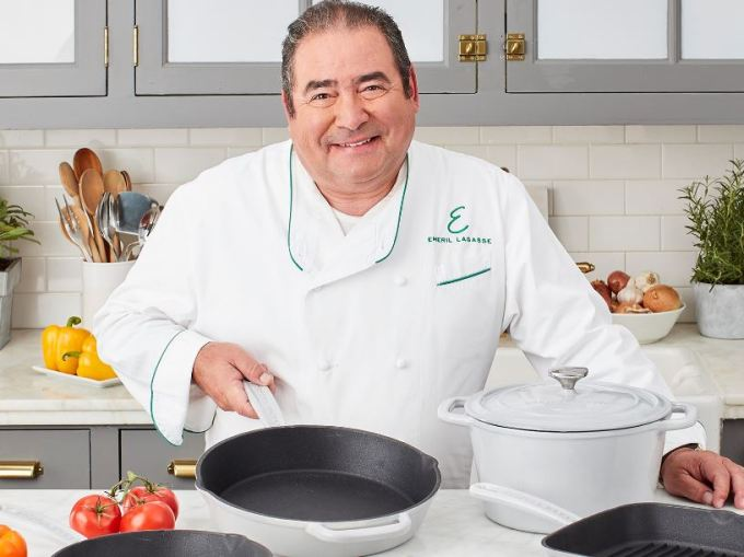 Emeril Lagasse Net Worth 2020, Biography, Career and Achievement