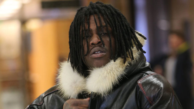 Chief Keef Family