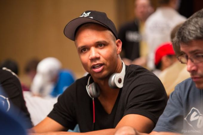 Phil Ivey Family