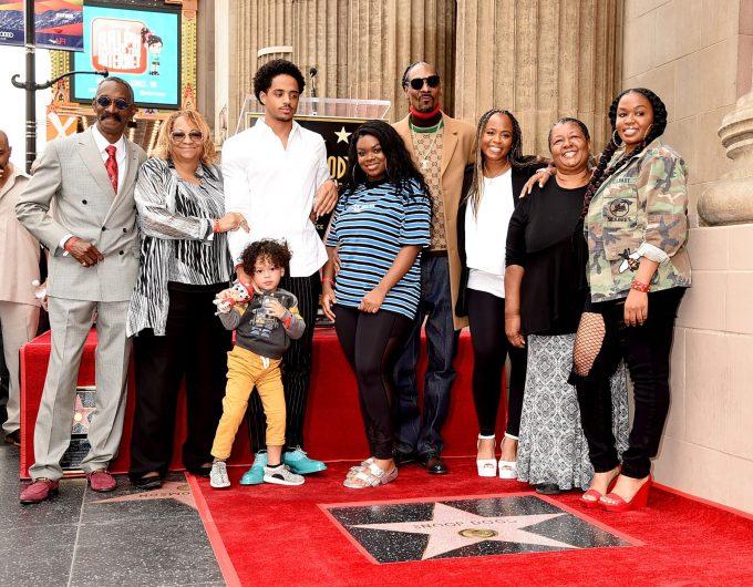 Snoop Dogg Family