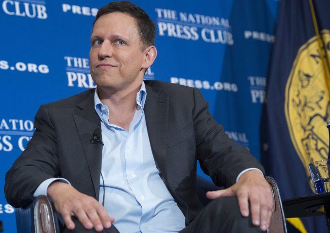 Peter Thiel Family