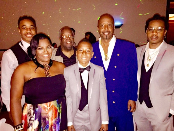 Mc Hammer Family