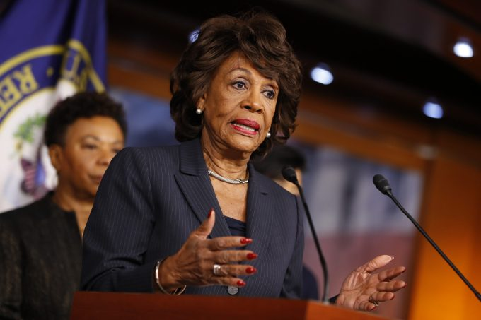 Maxine Waters Family