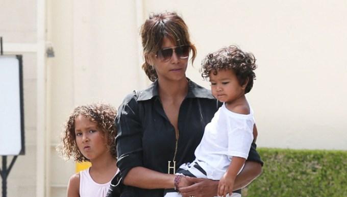 Halle Berry Family