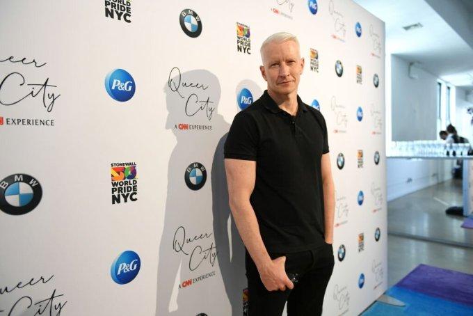 Anderson Cooper Boyfriend