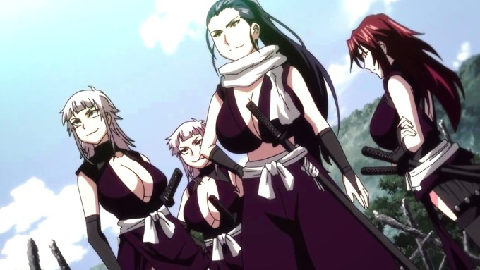 Best Adult Anime on Crunchyroll
