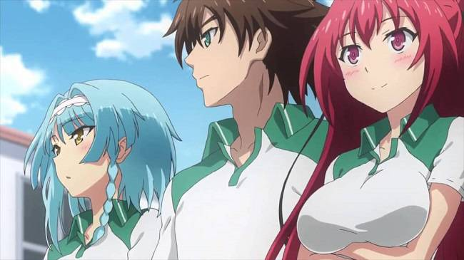 Best Ecchi Anime of All Time