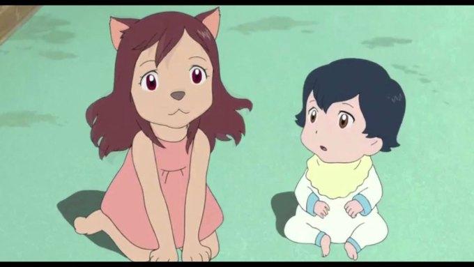 Cute Anime Wolf Girls
