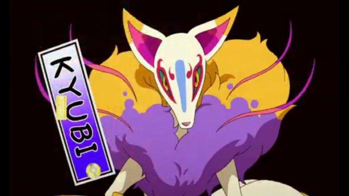 Anime Foxes
