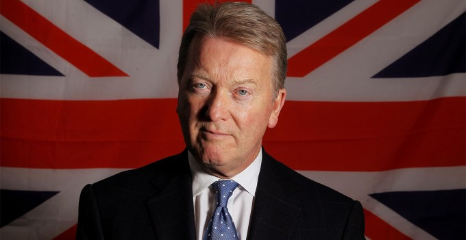 Frank Warren Net Worth 2020, Bio, Education, Career, and Achievement