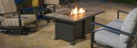 OW Lee Vulsini Fire Pit Tables | USA Outdoor Furniture