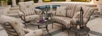 Woodard Terrace Wrought Iron Collection   USA Outdoor ...