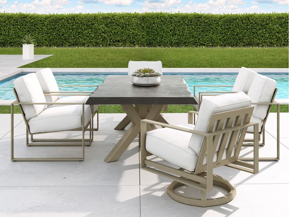 castelle furniture luxury outdoor