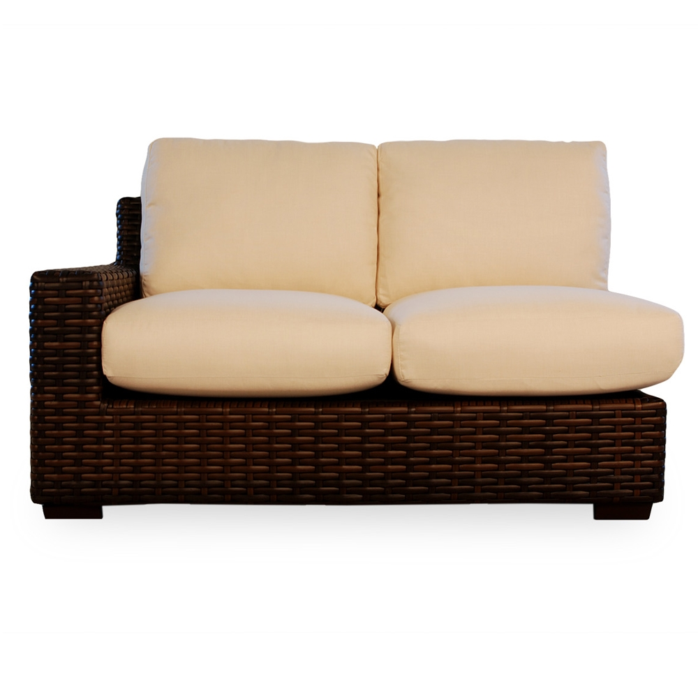 Lloyd Flanders Contempo Small Woven Vinyl Wicker Patio