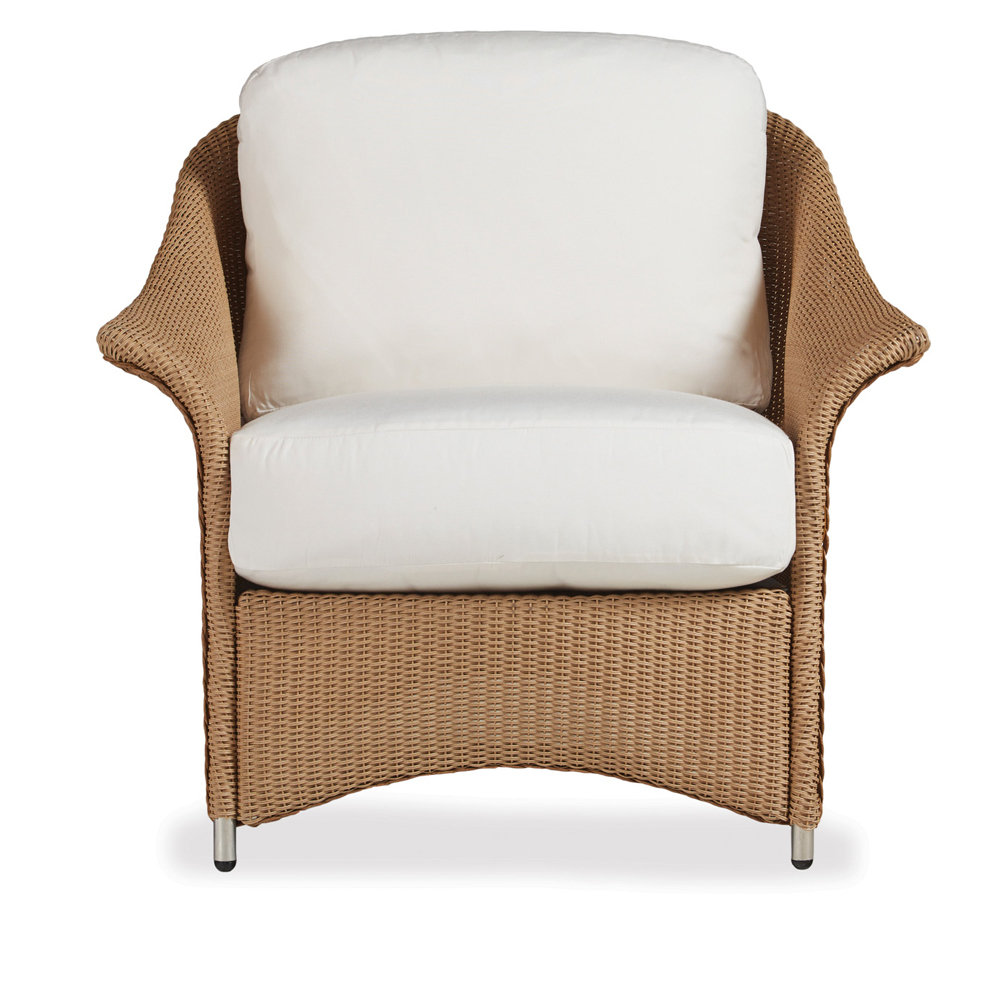 Lloyd Flanders Generations Wicker Lounge Chair Set With
