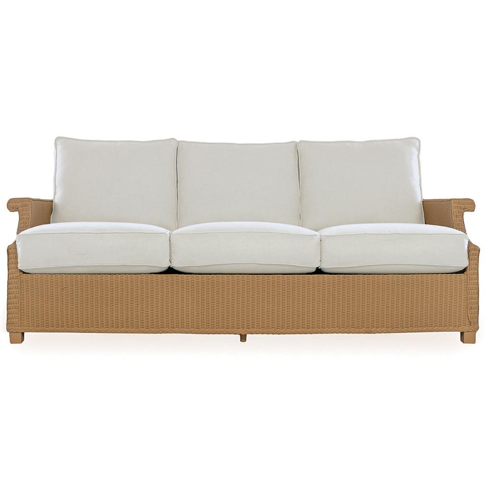 wicker chair cushion replacements covers wingback lloyd flanders hamptons sofa and lounge patio set | lf-hamptons-set13