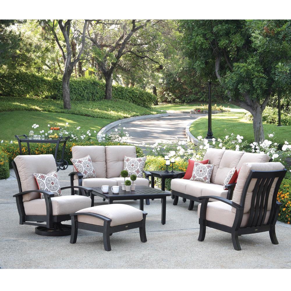 mallin georgetown cushion patio