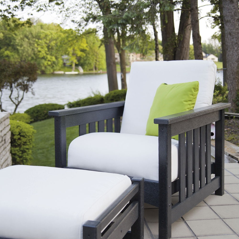 Polywood Mission Lounge Chair Cmc23
