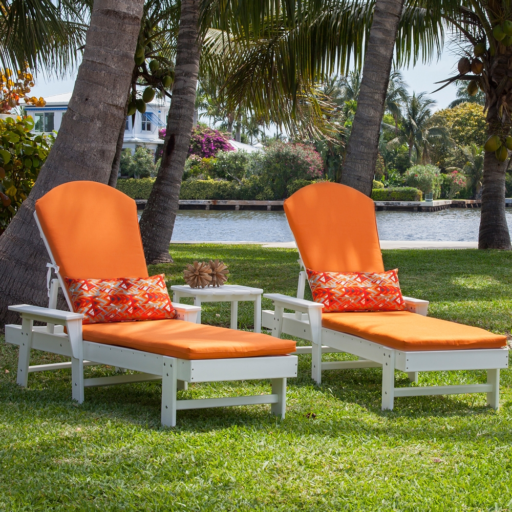 teak chaise lounge chairs sale luna events chair covers polywood® south beach set | pw-southbeach-set4