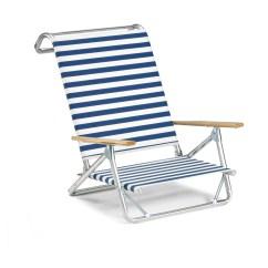 Telescope Beach Chairs With Wheels Baby Bather Chair Casual Original Mini Sun Chaise Tc741 741