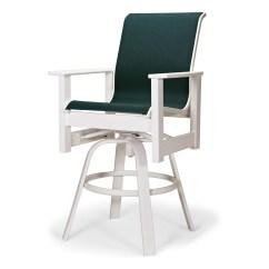 Counter Height Arm Chairs Dxracer Computer Chair Telescope Casual Leeward Mgp Sling Swivel 9580