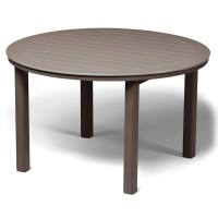 """Telescope Casual 54"""" round MGP Top Balcony Table 
