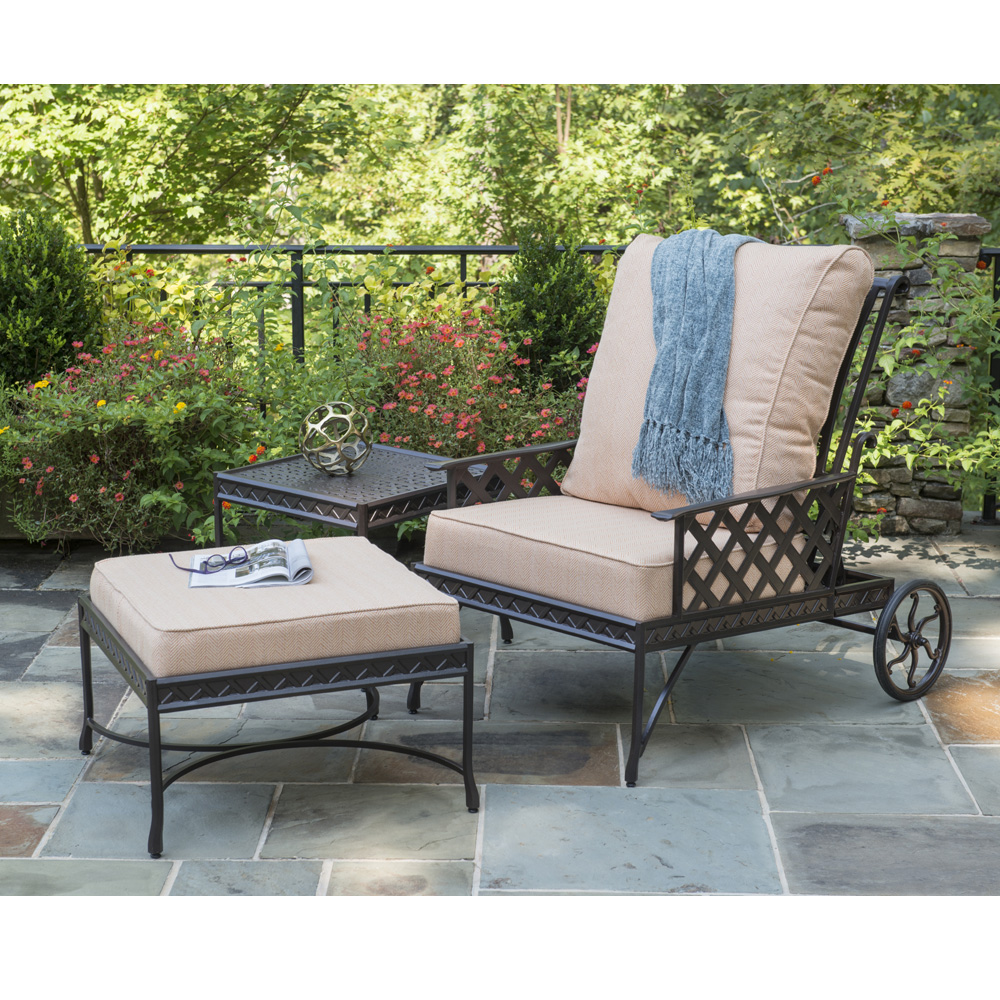 reclining sofa manufacturers usa holly bright house windham castings furniture | made in the cast aluminum ...