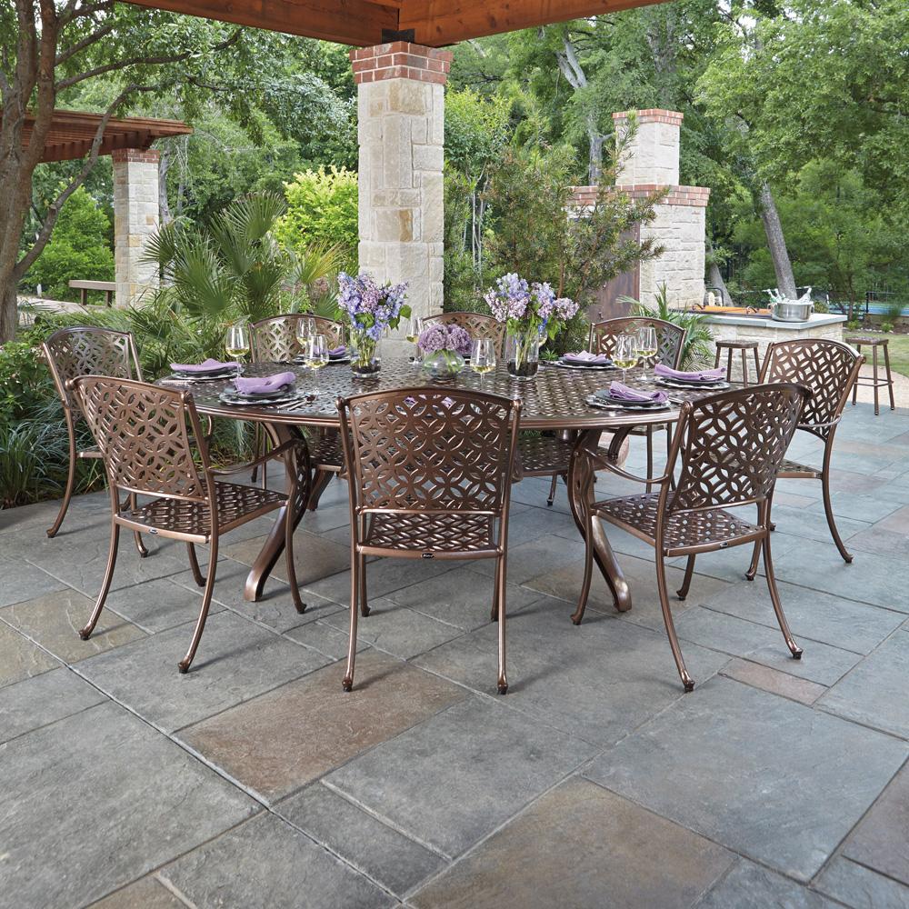 Woodard Casa Fire Pit Table 3y0747fp