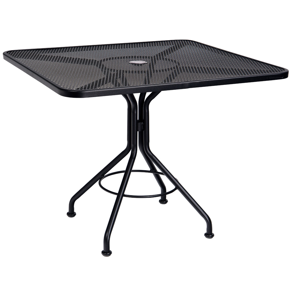 "Woodard 48"" Contract Bistro Umbrella Table 280137"