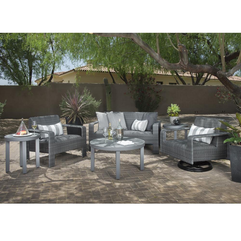 woodard darville wicker lounge chair