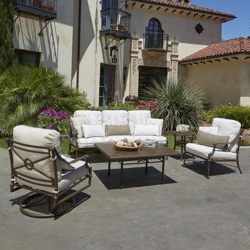 Woodard Delphi Cushion Loveseat 850519