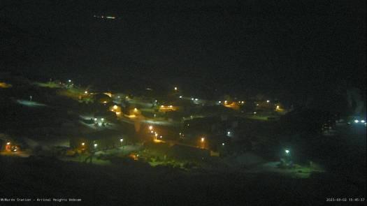 Antartide - Stazione McMurdo Arrival Heights
