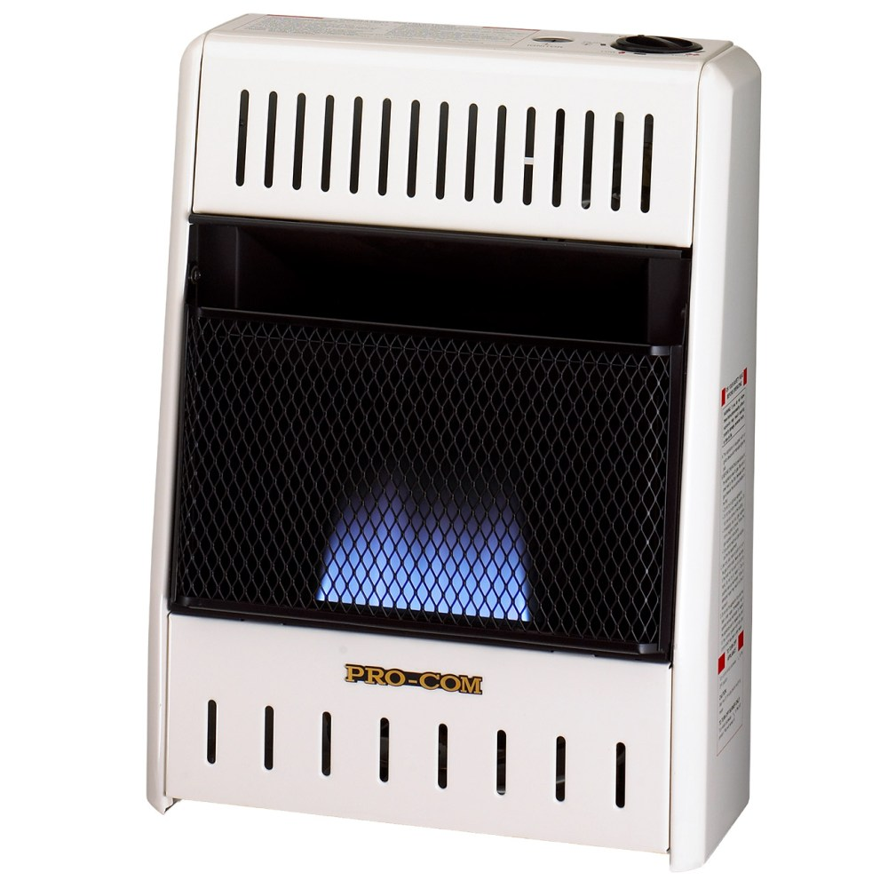 medium resolution of liquid propane blue flame space heater wall heater 6 000 btu