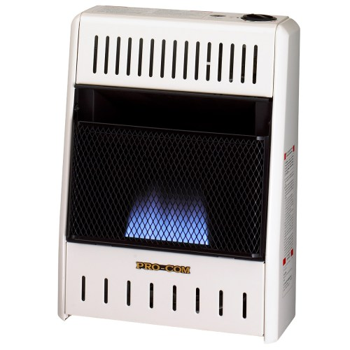 small resolution of liquid propane blue flame space heater wall heater 6 000 btu