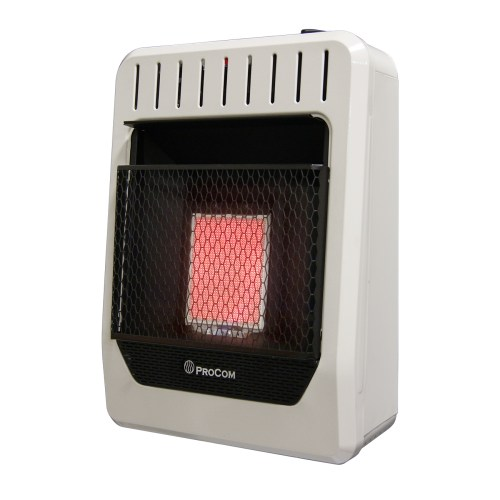 small resolution of ventless natural gas heater manual control wall heater 10 000 btu
