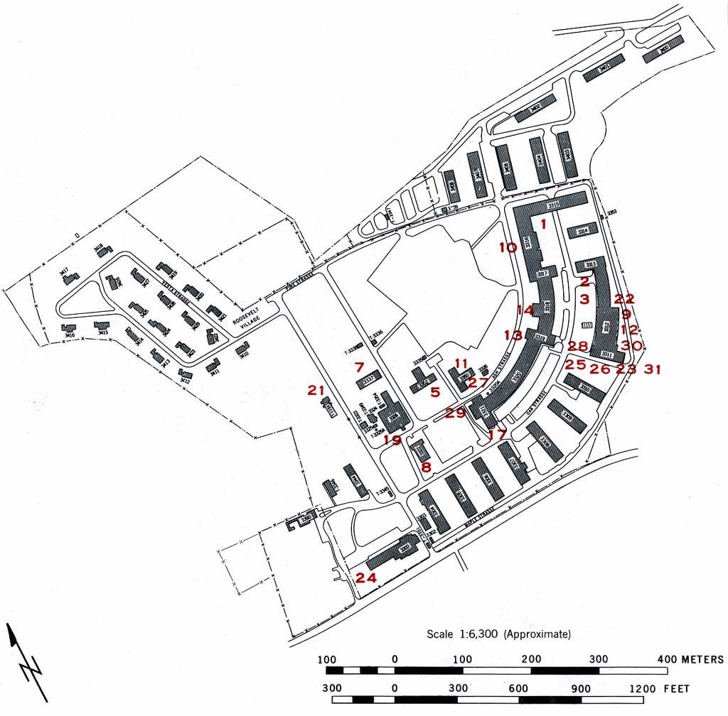 Normandy Barracks Sennelager Address