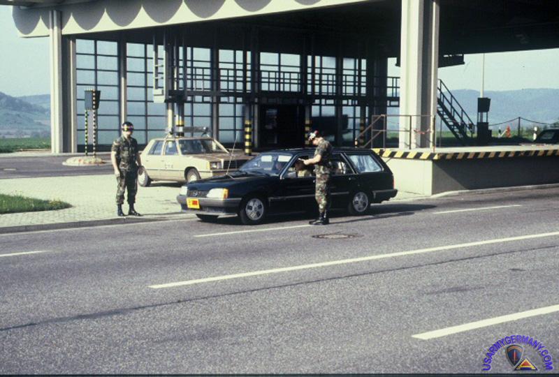 sofa army germany robert michael baldwin usareur partial photos - bad hersfeld mp station