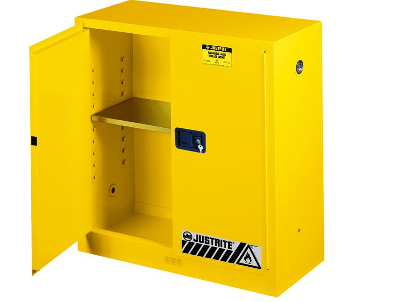 Flammable Storage Cabinet 30 Gallons CB893000JR