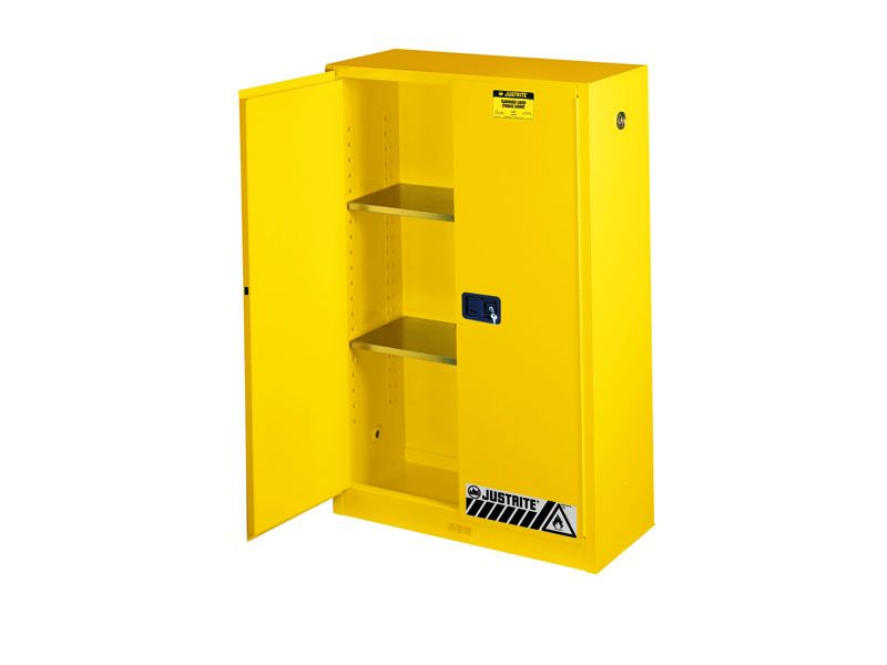 Flammable Storage Cabinet, 45 Gallons, CB894500JR