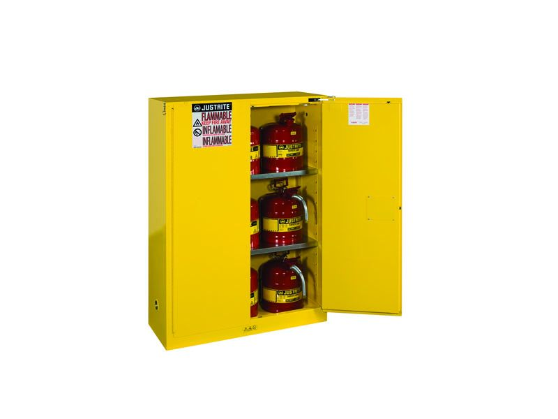 Flammable Storage Cabinet, Self