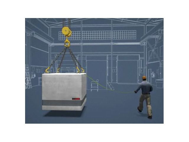 Overhead Crane Operational Safety Training DVD DVDC423CT