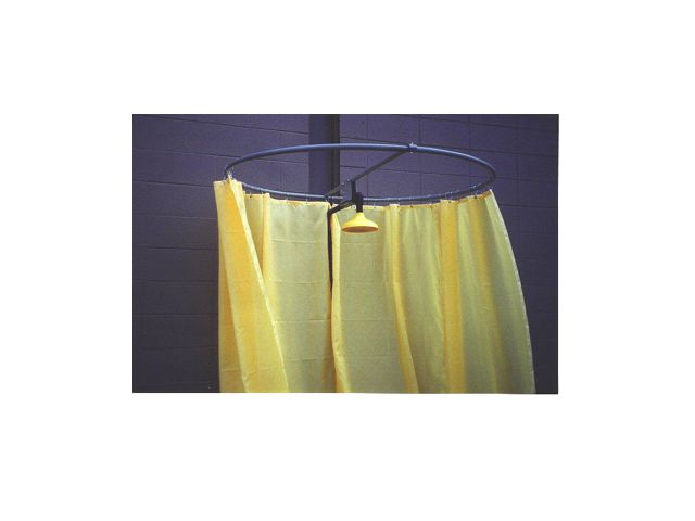 Modesty Curatin System For Safety Shower USAsafety Com