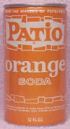 Grape Patio Root Beer Patio Strawberry Patio Orange Patio