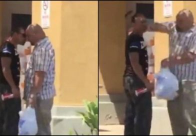 Thug Picks On Wrong Guy…Then Got What He Deserves