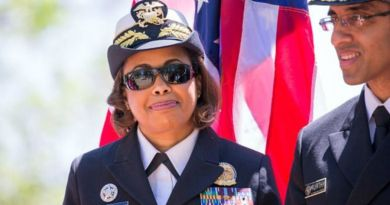 Sylvia Trent Adams Becomes Surgeon General After Obama Appointee Got Fired