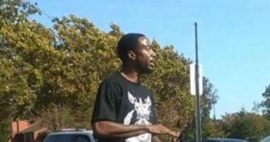 Thug Beats An Elderly Disabled Man In Wal-Mart Parking Lot