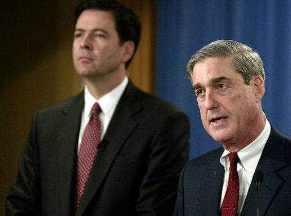 Republican House Oversight Committee Called For An Investigation Into James Comey And Robert Mueller