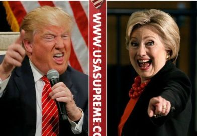 While You Were Sleeping Donald Trump Dropped Two Devastating Tweets On Crooked Hillary!